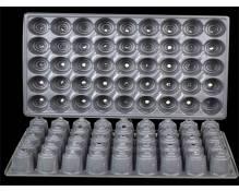 سینی نشاء 45 حفره ای پایه بلند