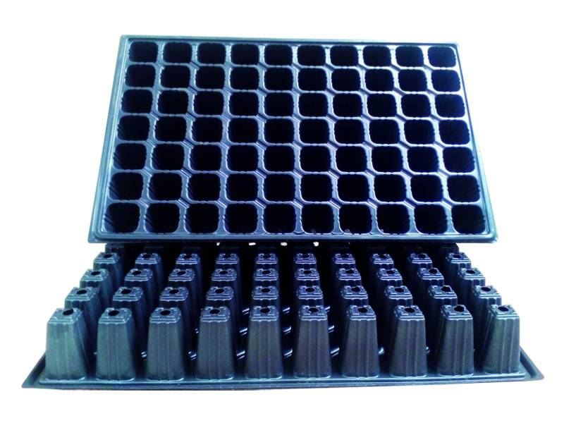 New 70 Cells Seeding Tray